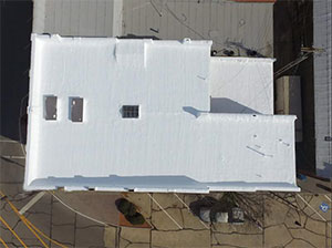 Commercial Roof Coatings in OKC