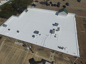 Commercial Roofing Company Oklahoma City