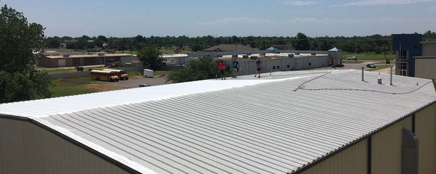 Commercial Roofing Oklahoma City