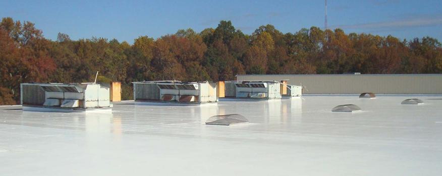 Elastomeric Roof Coating Oklahoma City