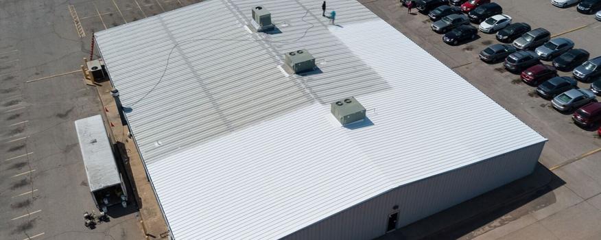 Flat Roof Coating Dallas