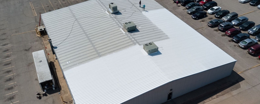 Flat Roof Coating Oklahoma City
