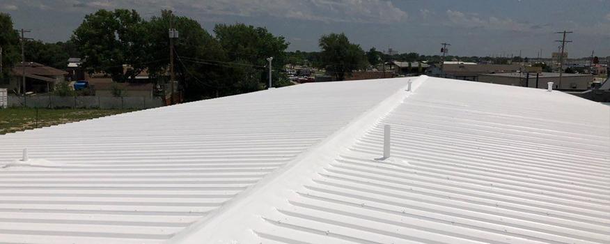 Metal Roof Coating Oklahoma City