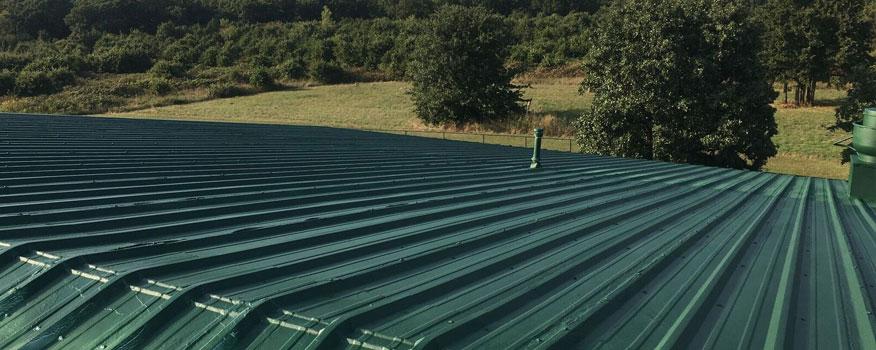New Roof Installation Dallas