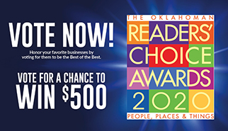 Readers' Choice Awards 2020