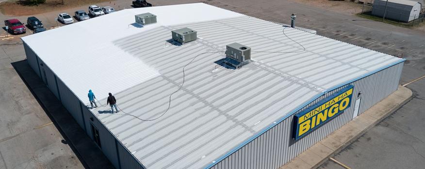 Roof Coatings Oklahoma City