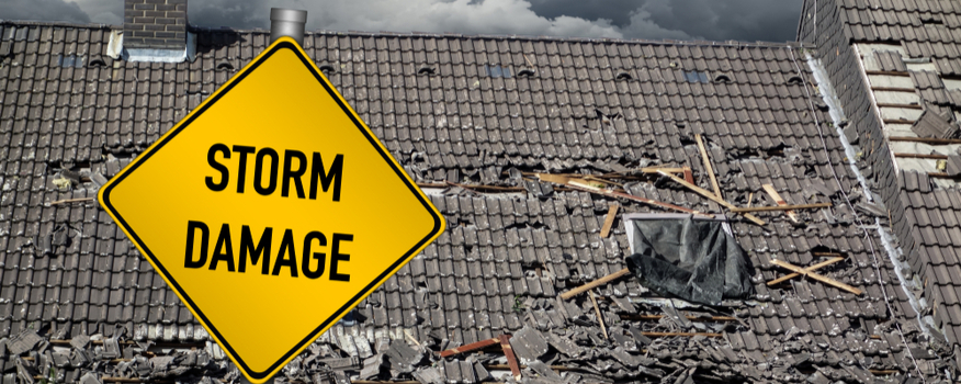 Storm Damage Roof Repair Oklahoma City